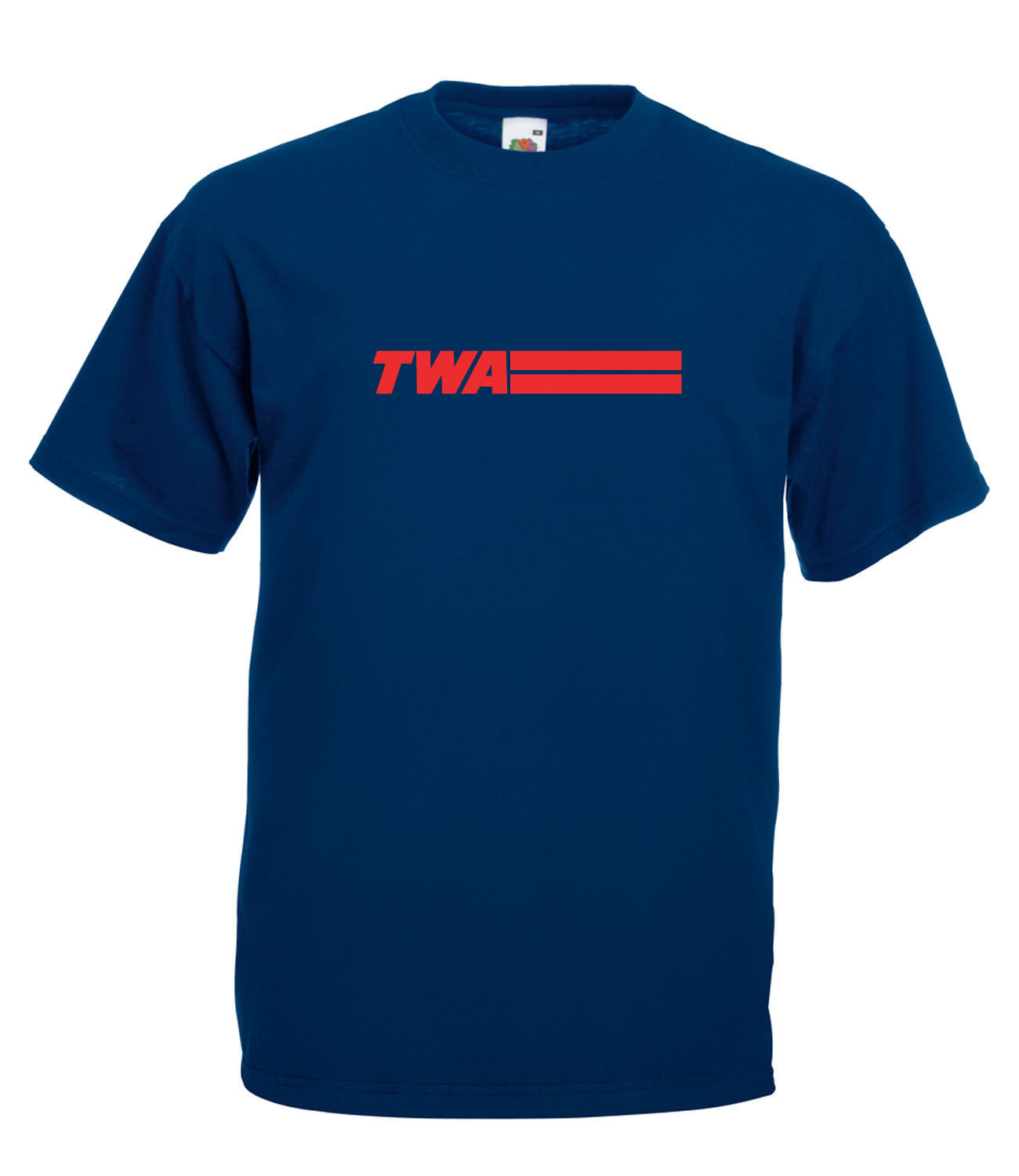 Twa Inspired Style Logo Graphic High Quality 100 Cotton