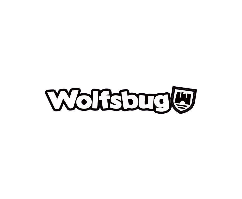 VW Volkswagen Wolfsburg 1942 Vinyl Exterior Stickers decals graphics X2