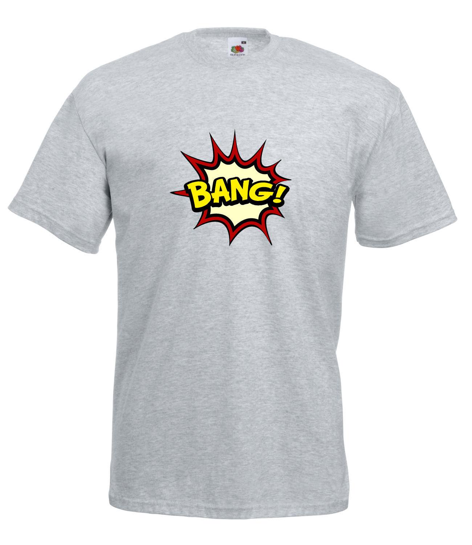Comic Book Sound Bubble Bang Graphic High Quality Retro