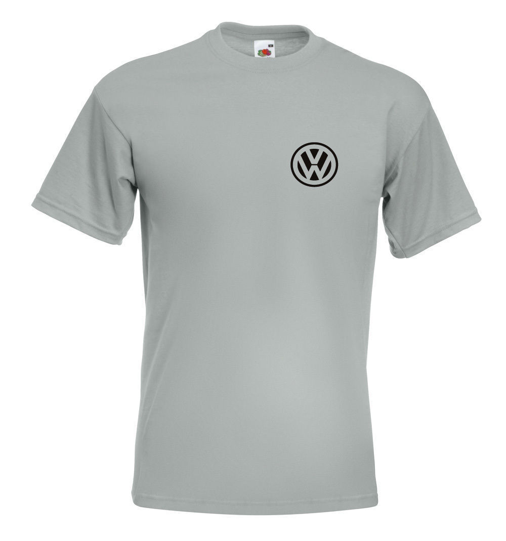 Vw Volkswagen Camper Eagle Wings Graphic High Quality T