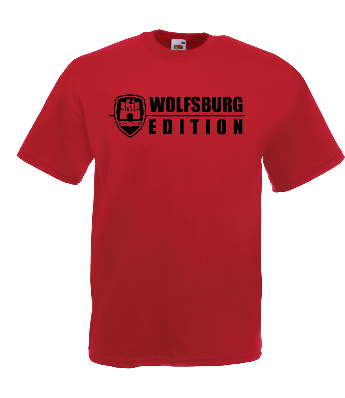 vw volkswagen camper wolfsburg edition graphic high quality 100 cotton t shirt ebay. Black Bedroom Furniture Sets. Home Design Ideas