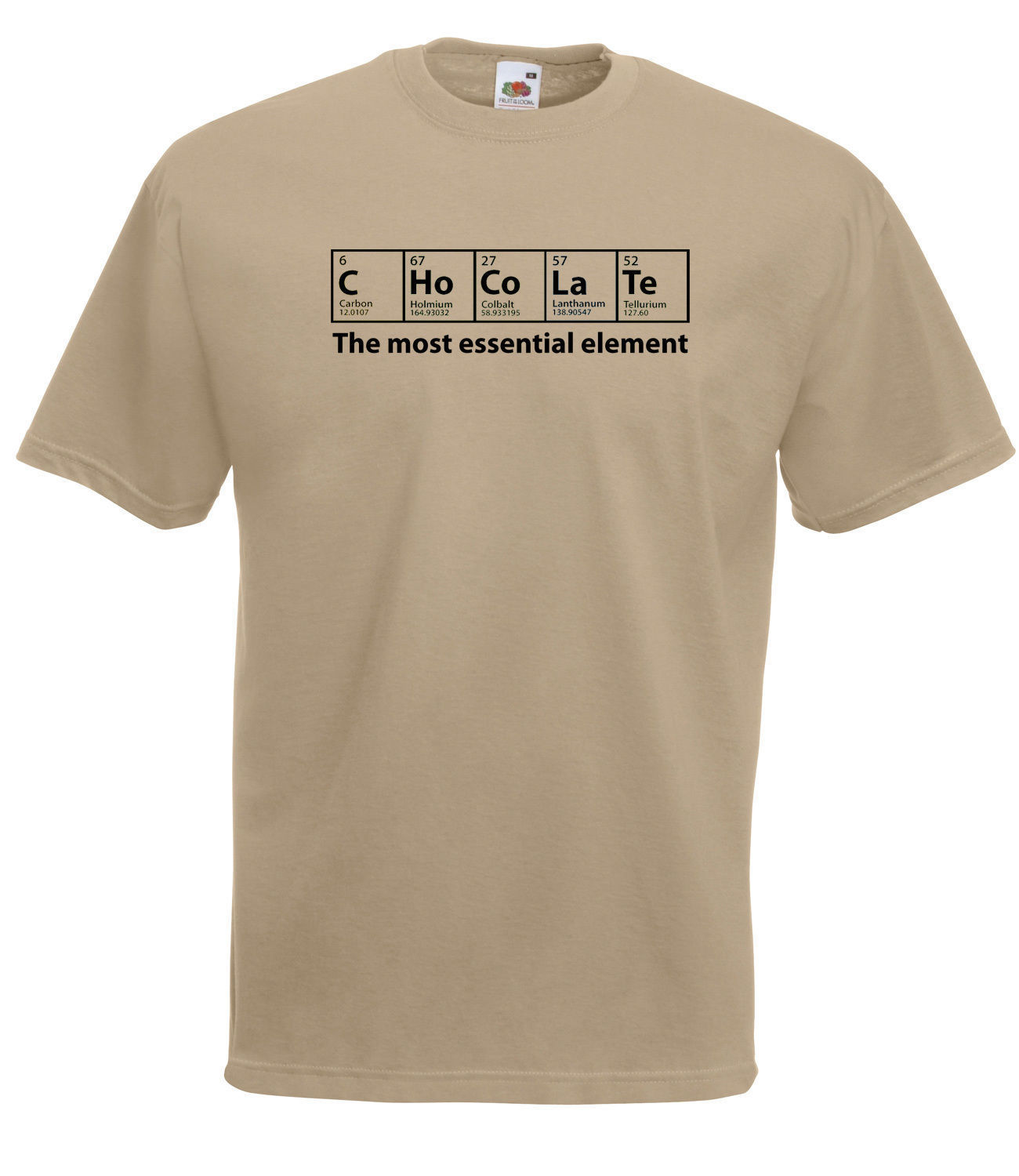 The big bang theory inspired chocolate periodic table design main product image urtaz Gallery