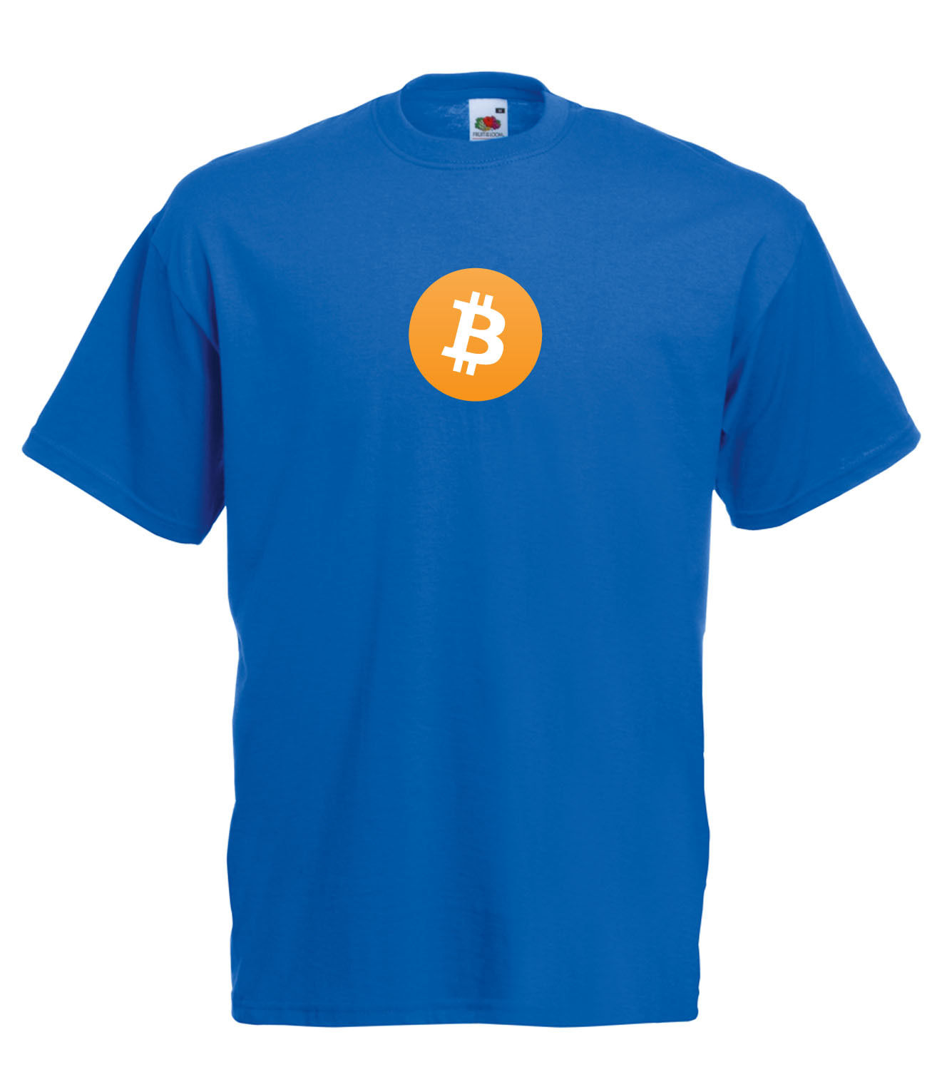BITCOIN Cryptocurrency INSPIRED STYLE GRAPHIC HIGH QUALITY FULL COLOUR T SHIRT