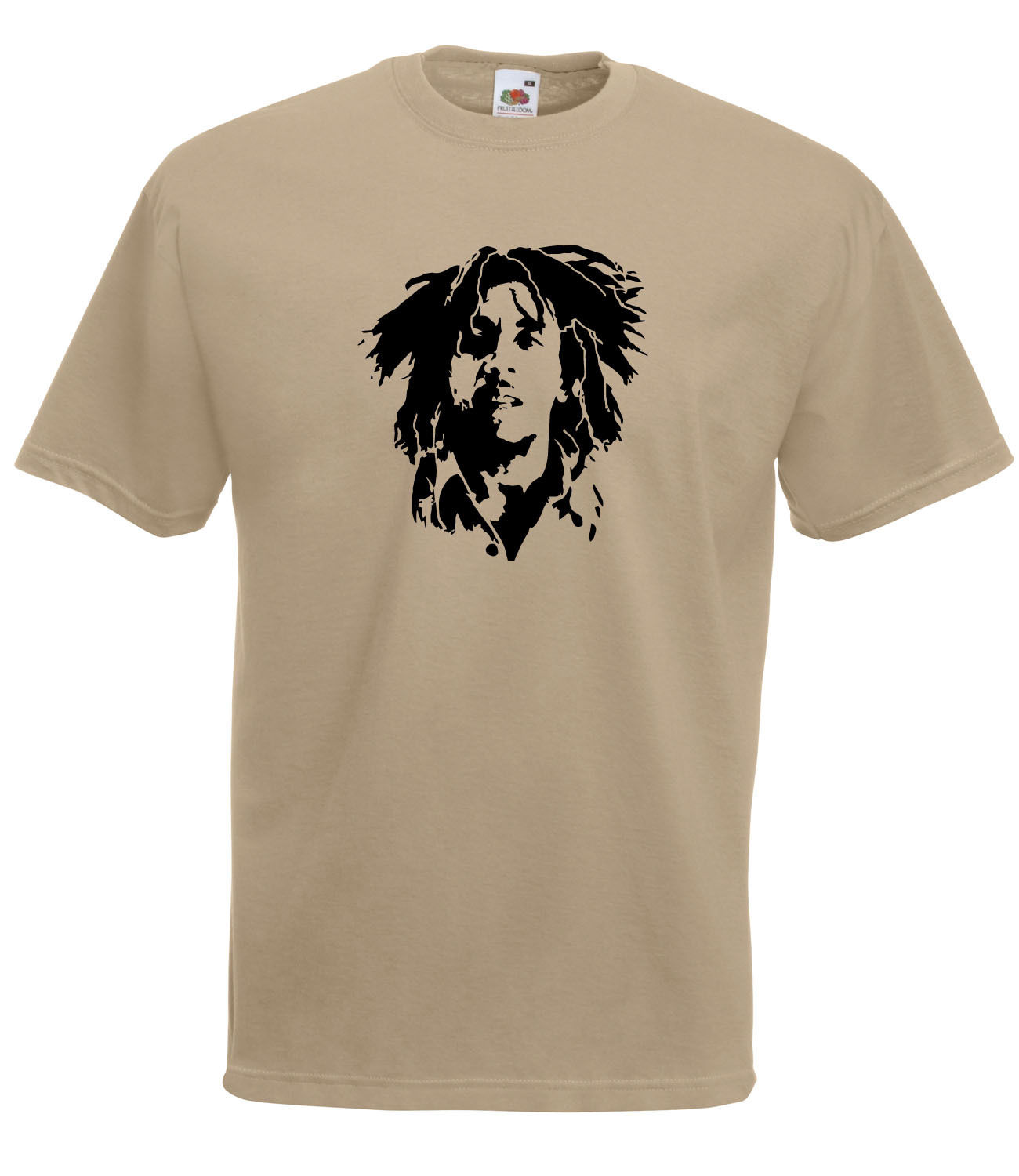 Bob Marley Graphic High Quality 100 Cotton Short Sleeve T