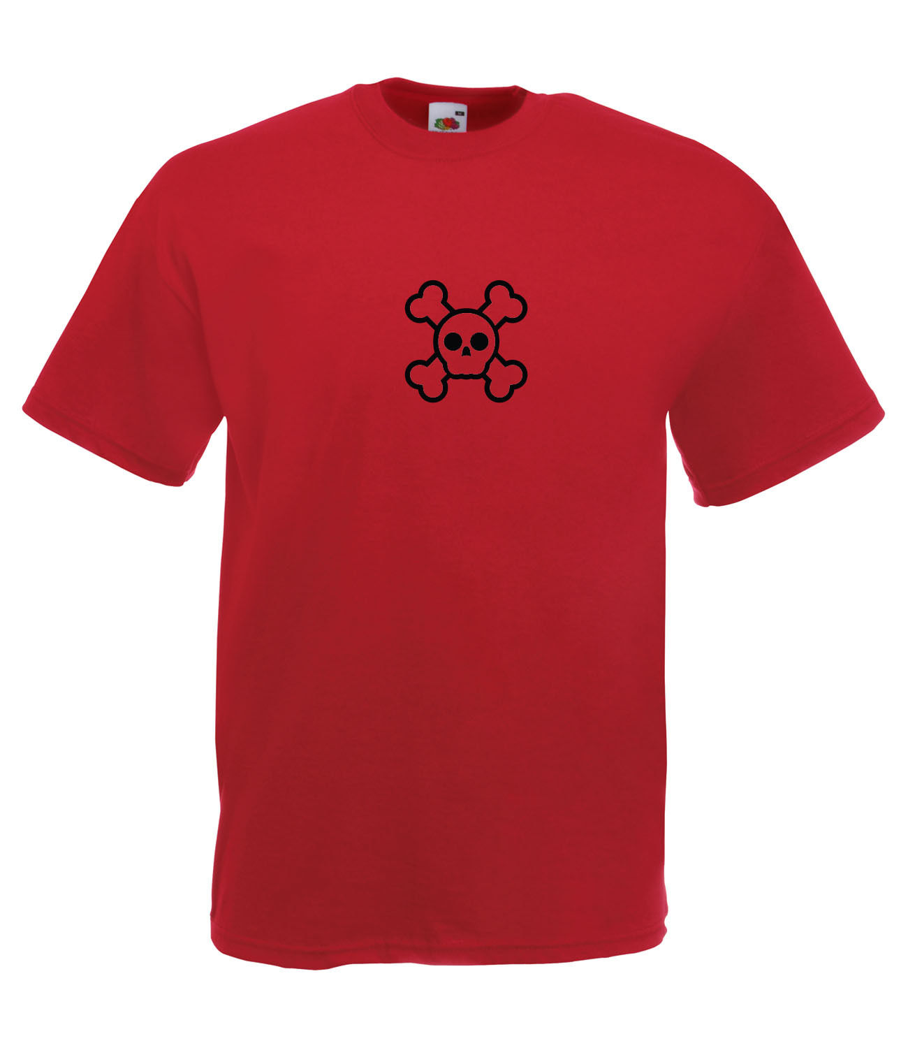 Jolly Roger Graphic High Quality 100 Cotton Short Sleeve