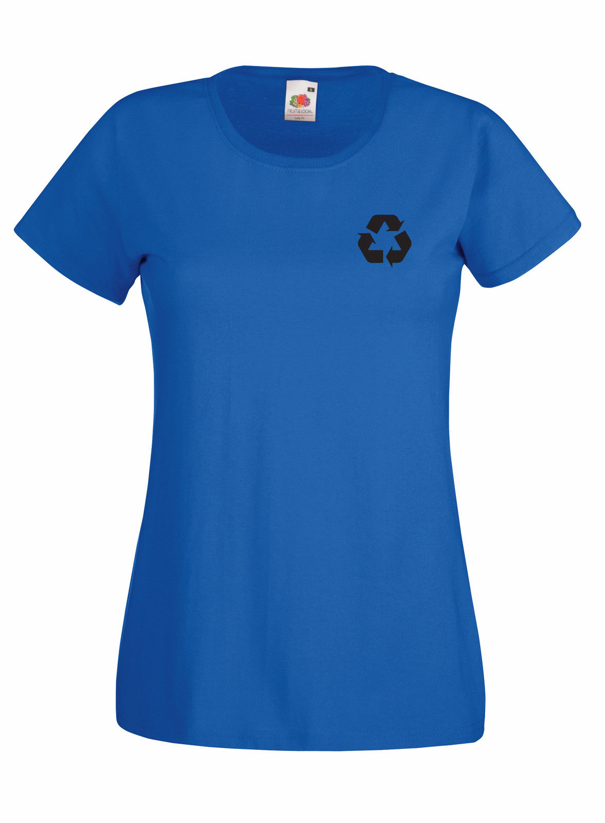 Recycling Symbol Graphic High Quality Ladies Skinny 100