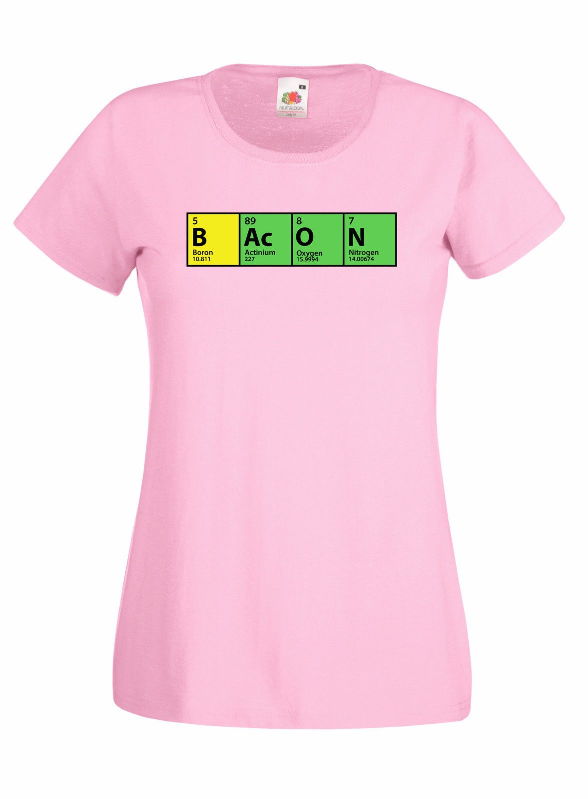 The big bang theory bacon periodic table graphic skinny high the big bang theory bacon periodic table graphic gamestrikefo Gallery